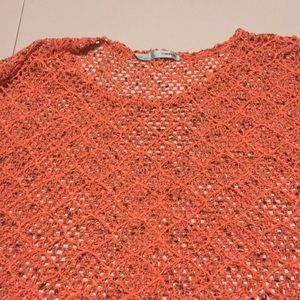 Woman's netted top